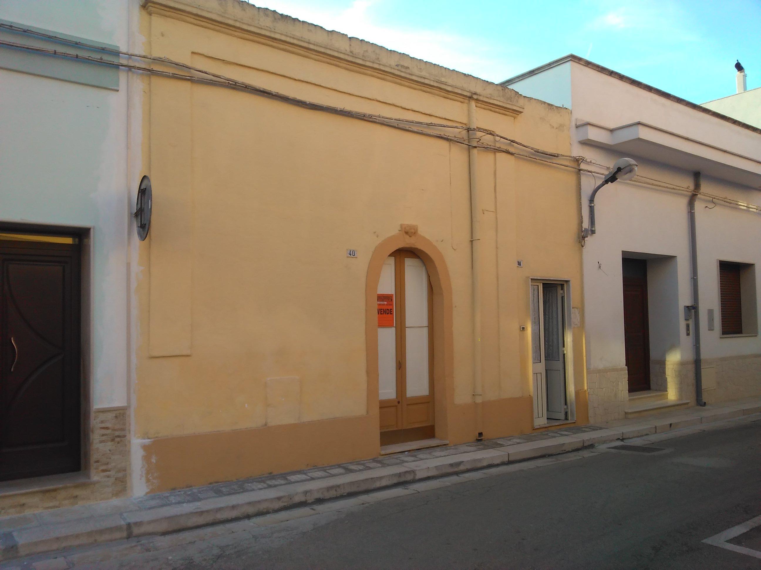 Mesagne (BR) Via Virgilio
