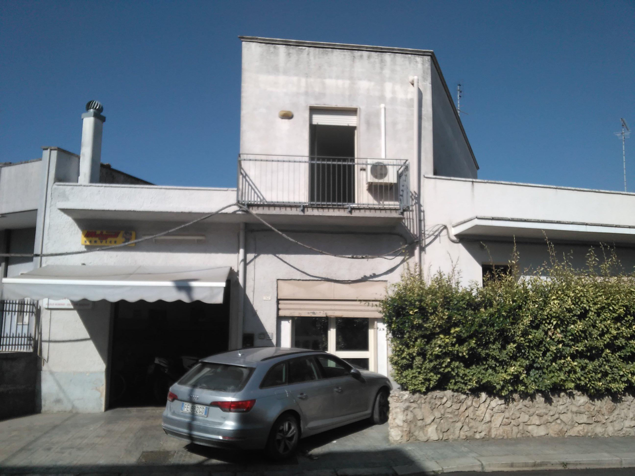Mesagne (BR) - Via San Pancrazio, 142